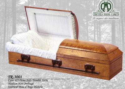 Cercueil en tremble - Cercueils Magog