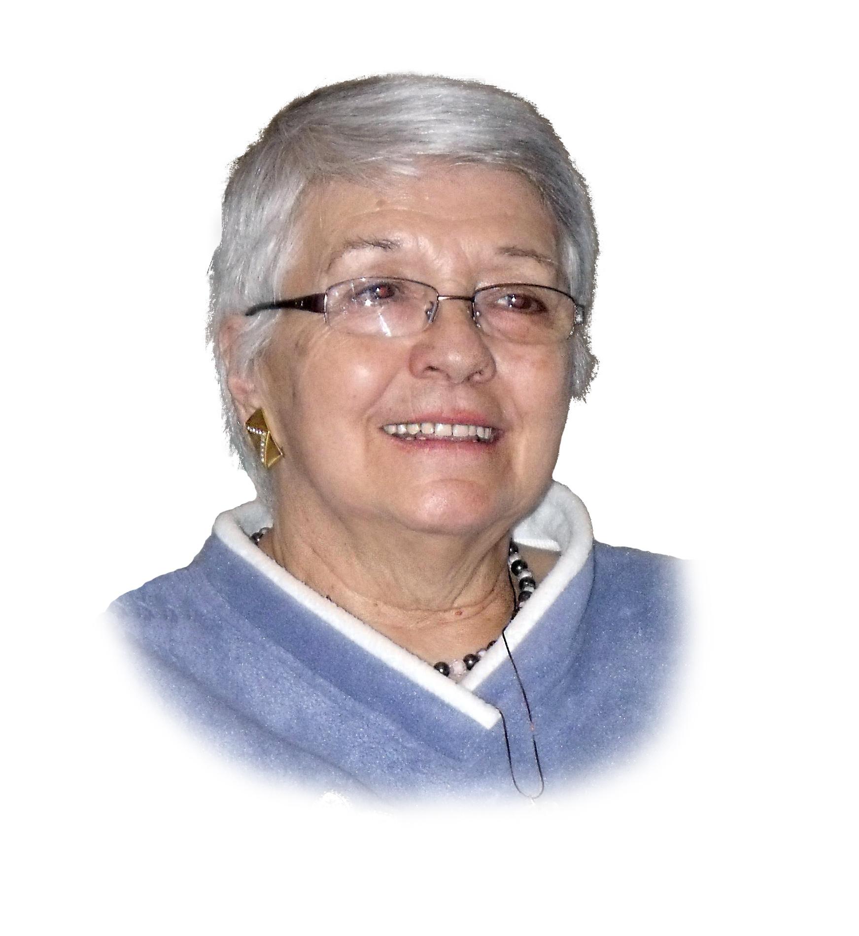 Avis de décès - Résidence funéraire Bernard Longpré Inc. - madame Gisèle Sarrazin