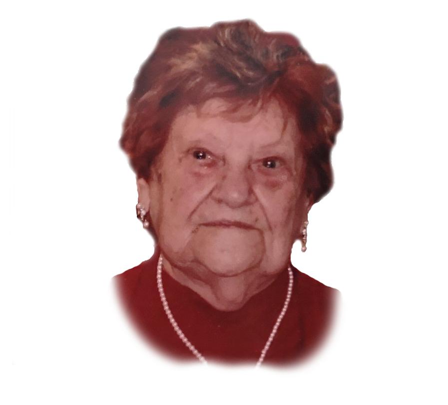 Avis de décès - Résidence funéraire Bernard Longpré Inc. - madame Laporte