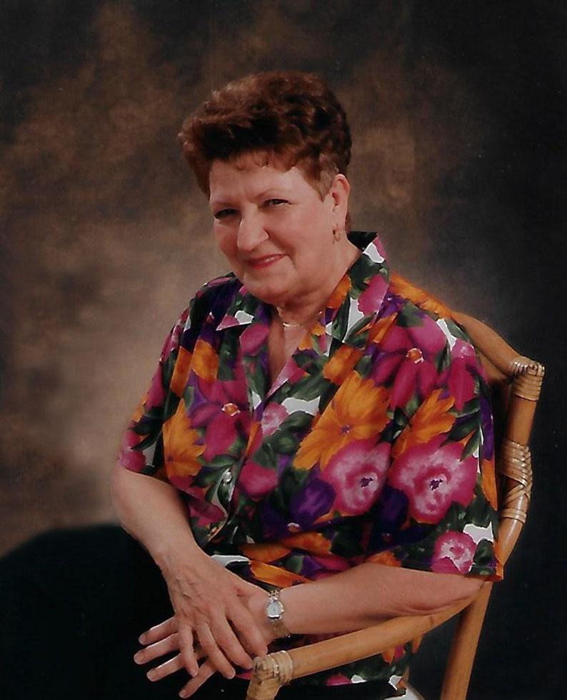 Avis de décès - Résidence funéraire Bernard Longpré Inc. -Huguette Lizotte
