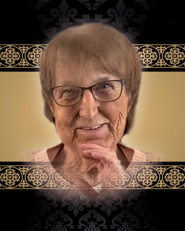 Avis de décès - Résidence funéraire Bernard Longpré Inc. -Monique Desrochers