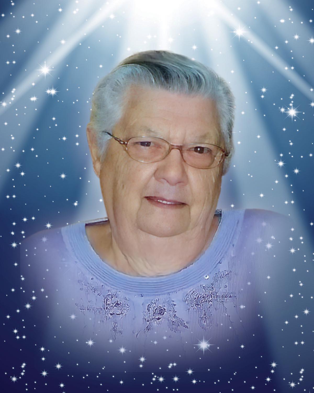 Avis de décès - Résidence funéraire Bernard Longpré Inc. - madame HÉNUSET, HUGUETTE