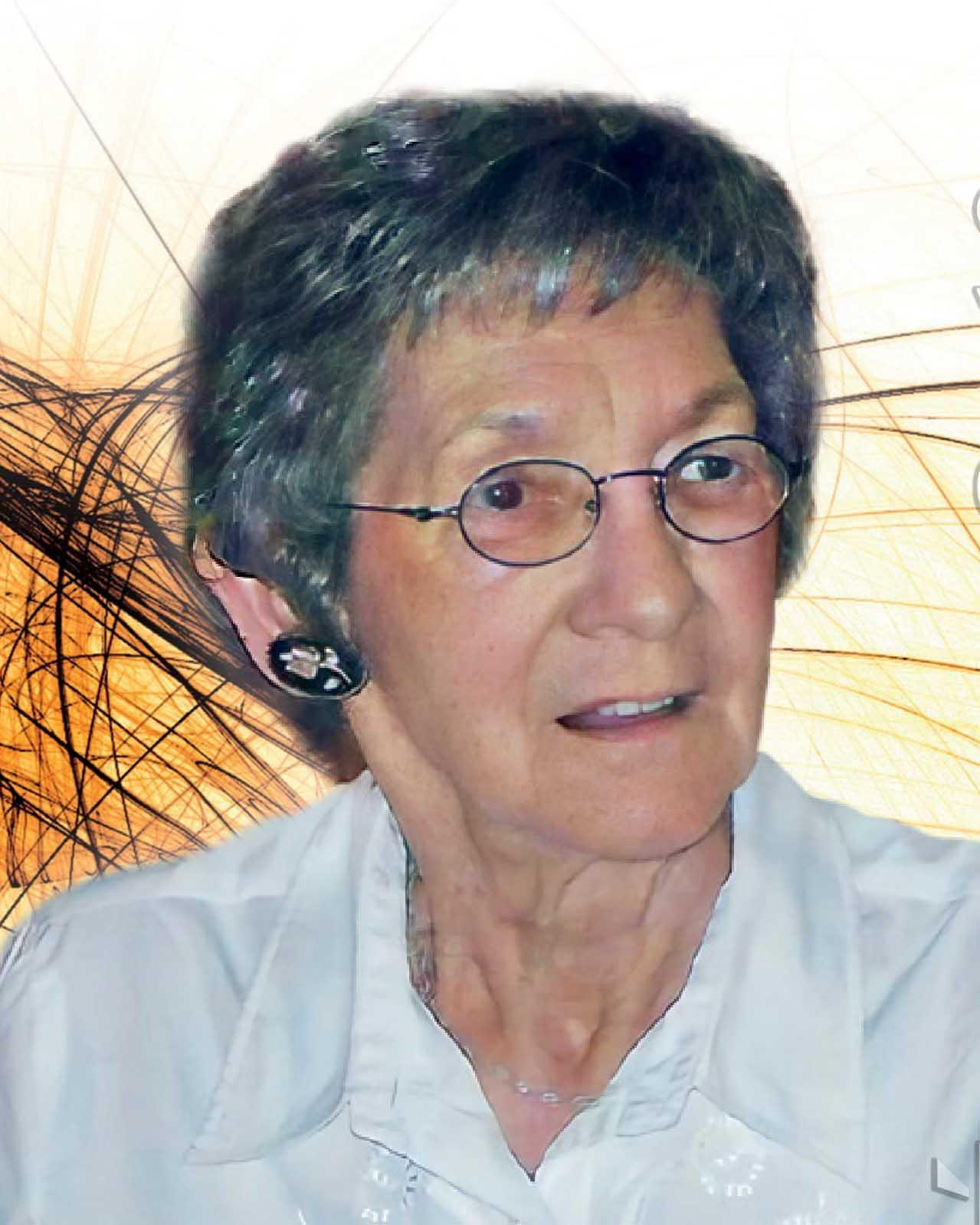 Avis de décès - Résidence funéraire Bernard Longpré Inc. - MOORE, JEANNINE (NÉE PROVOST)
